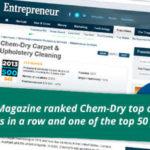 Chem Dry Ranking